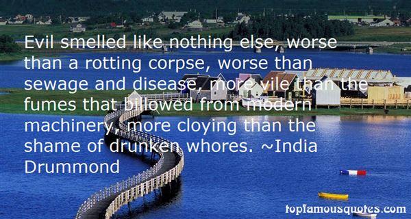 India Drummond Quotes