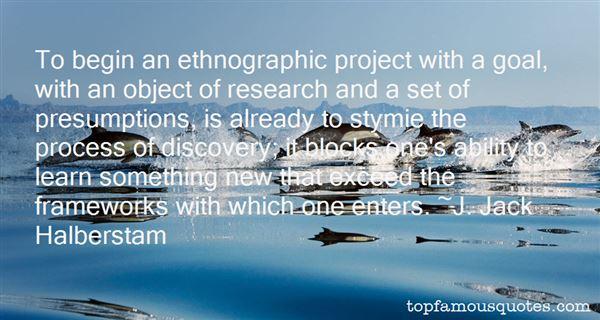 J. Jack Halberstam Quotes