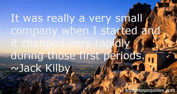 Jack Kilby Quotes