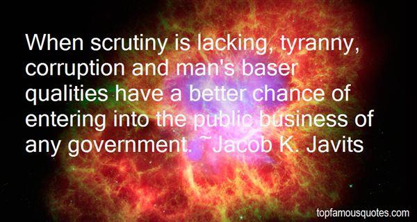 Jacob K. Javits Quotes