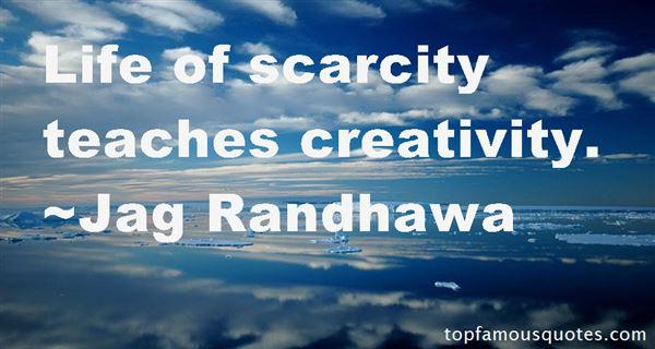 Jag Randhawa Quotes
