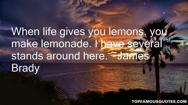 James Brady Quotes