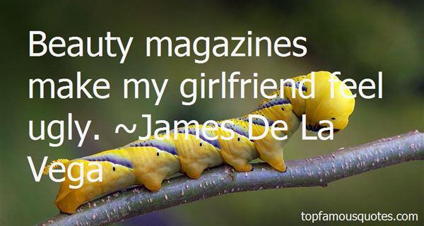 James De La Vega Quotes
