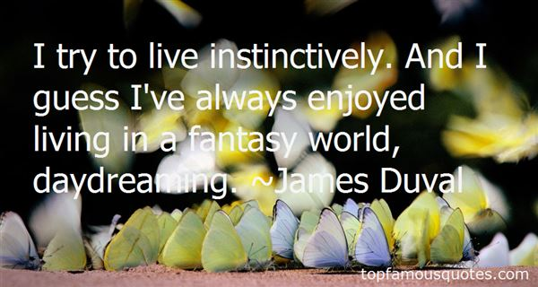 James Duval Quotes