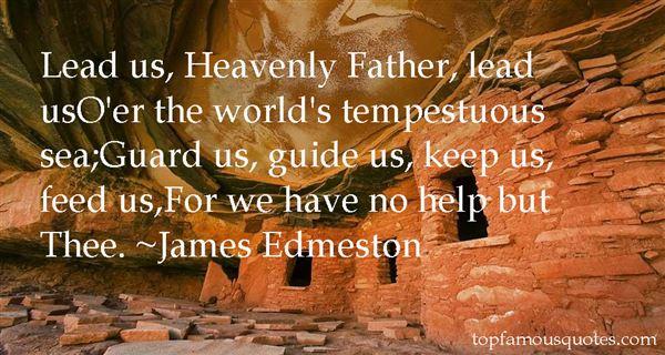 James Edmeston Quotes