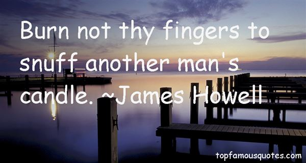 James Howell Quotes
