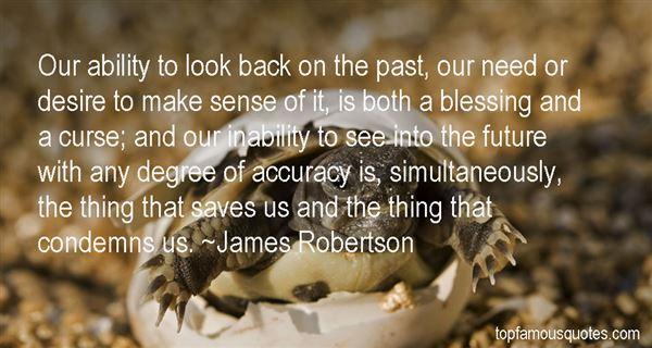 James Robertson Quotes