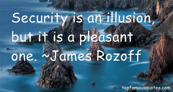 James Rozoff Quotes