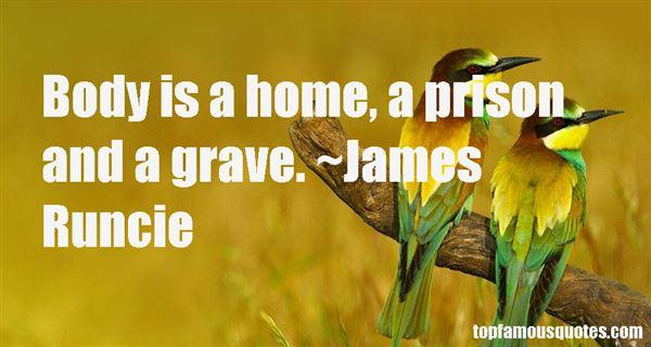 James Runcie Quotes