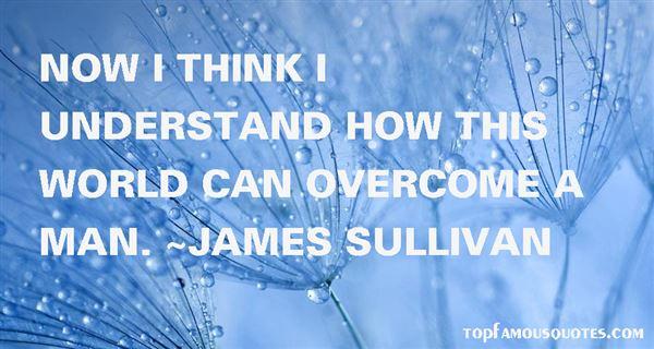 James Sullivan Quotes