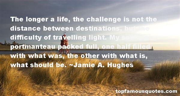 Jamie A. Hughes Quotes
