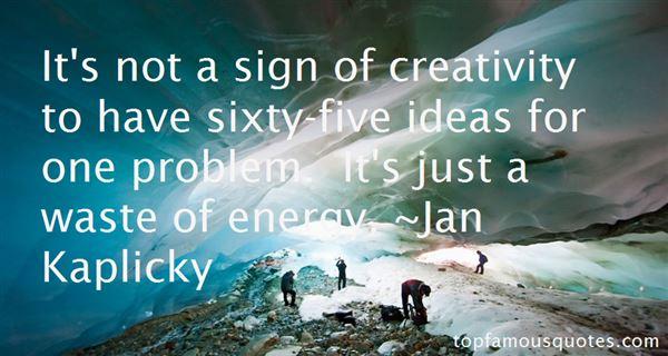 Jan Kaplicky Quotes