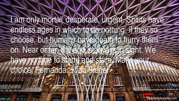Jan Siegel Quotes