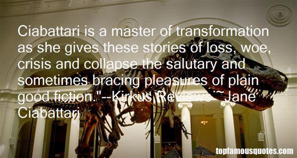 Jane Ciabattari Quotes