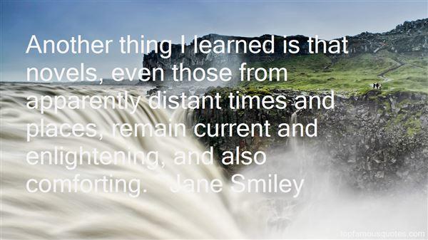 Jane Smiley Quotes