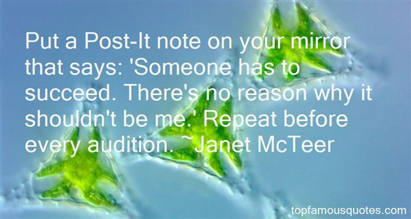 Janet McTeer Quotes