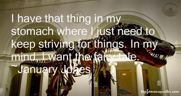 January Jones Quotes