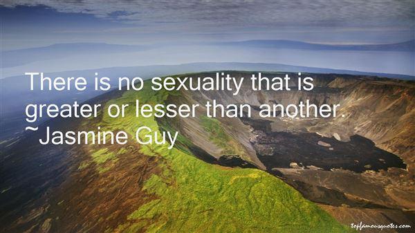 Jasmine Guy Quotes
