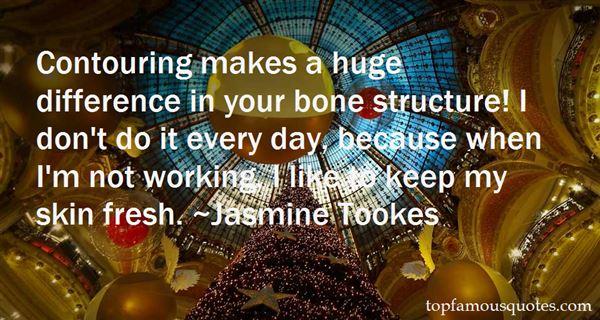 Jasmine Tookes Quotes