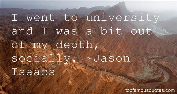 Jason Isaacs Quotes