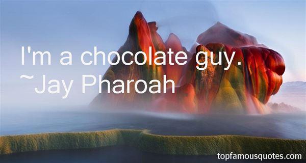 Jay Pharoah Quotes