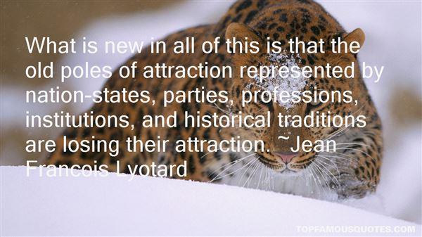 Jean Francois Lyotard Quotes