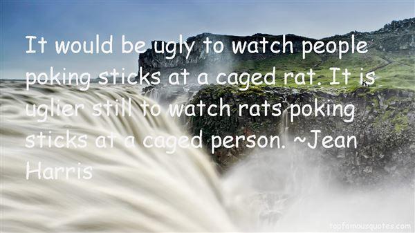Jean Harris Quotes