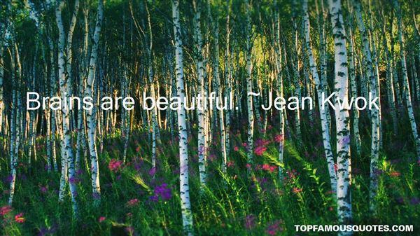 Jean Kwok Quotes