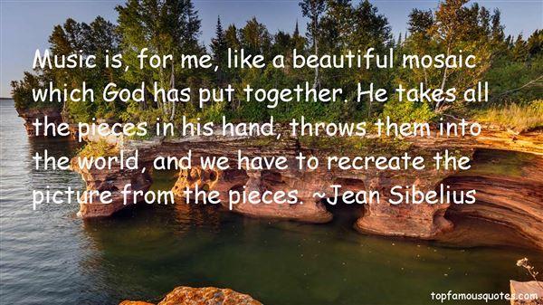Jean Sibelius Quotes