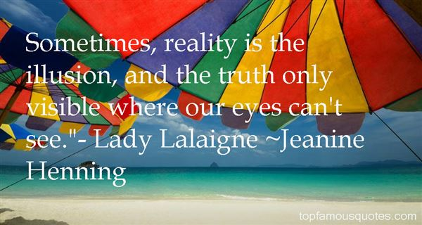 Jeanine Henning Quotes