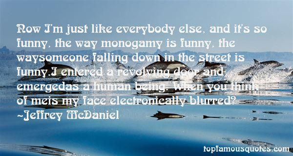 Jeffrey McDaniel Quotes