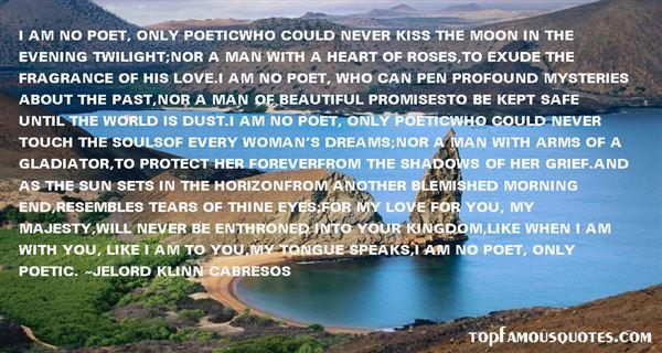 Jelord Klinn Cabresos Quotes