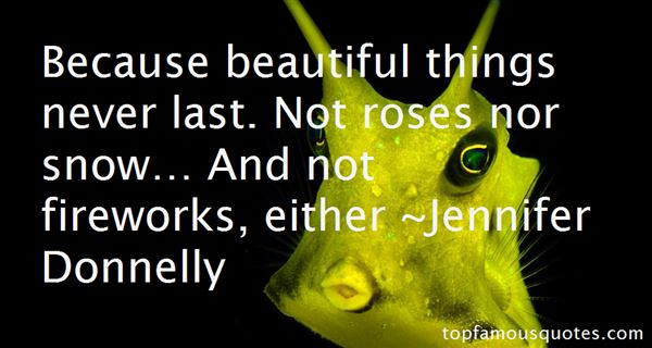Jennifer Donnelly Quotes