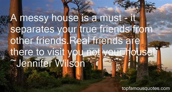 Jennifer Wilson Quotes