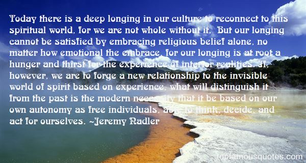 Jeremy Nadler Quotes