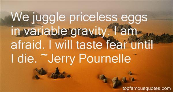 Jerry Pournelle Quotes