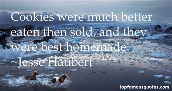 Jesse Haubert Quotes