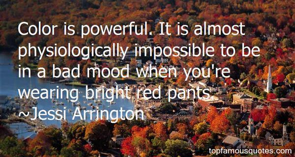 Jessi Arrington Quotes