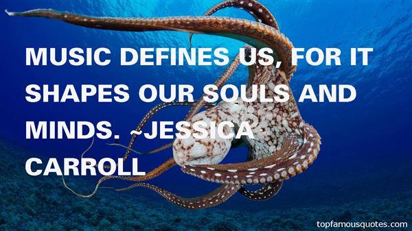 Jessica Carroll Quotes