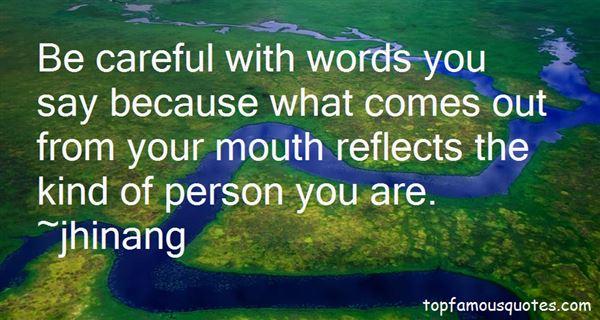 Jhinang Quotes