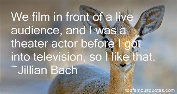 Jillian Bach Quotes