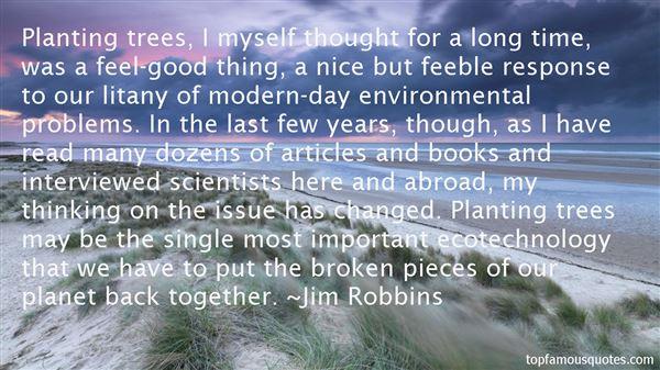 Jim Robbins Quotes