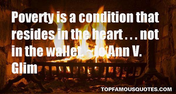 Jo Ann V. Glim Quotes