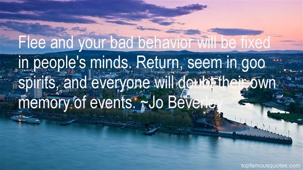 Jo Beverley Quotes