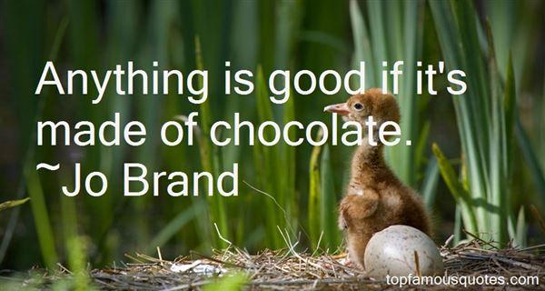 Jo Brand Quotes