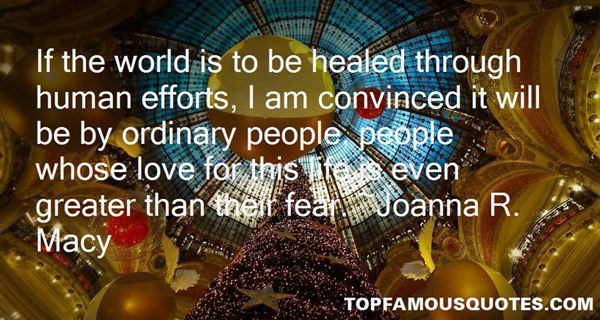 Joanna R. Macy Quotes