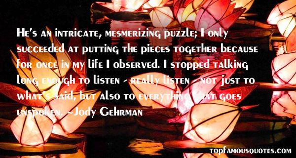 Jody Gehrman Quotes