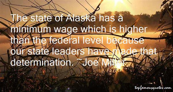 Joe Miller Quotes