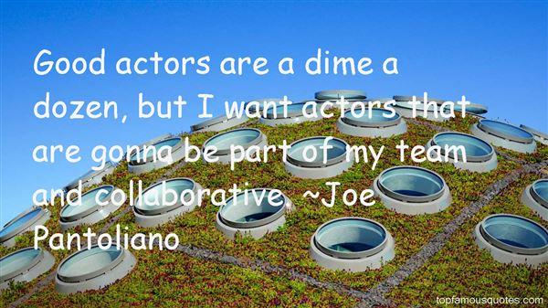 Joe Pantoliano Quotes