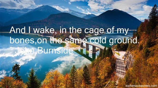 John Burnside Quotes